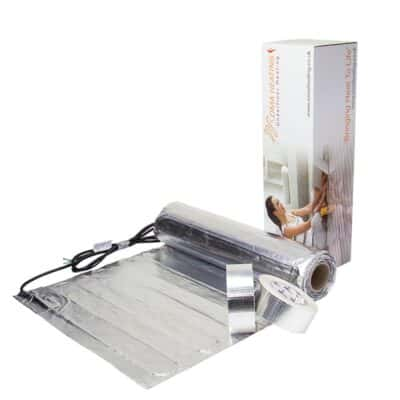 Roma Heating - Aluminium Foil Heating Mat System