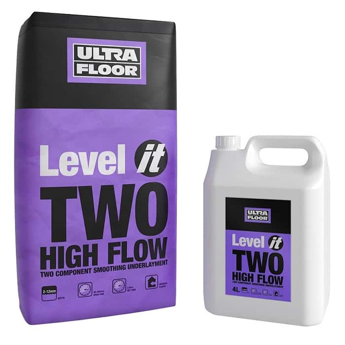 ultra leveling compound