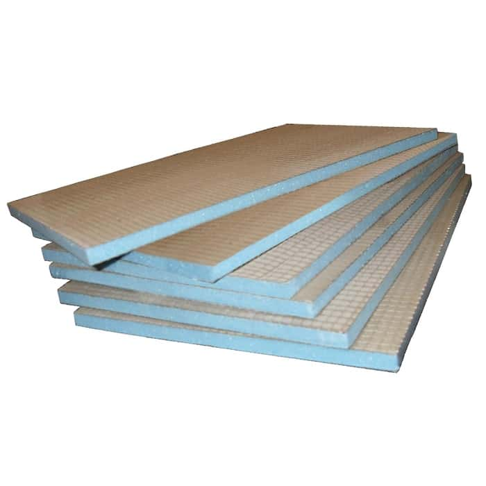 underfloor heating cable hard insulation board