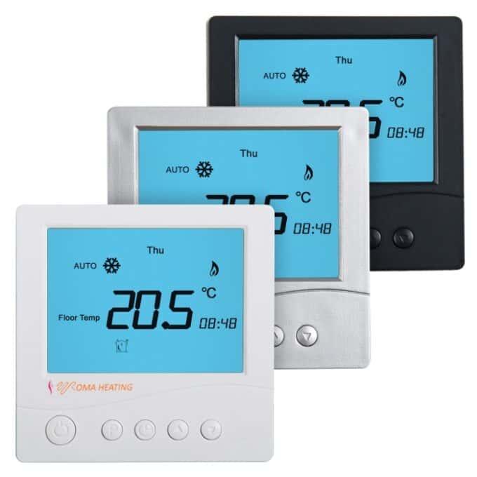 D600 Digital Thermostats