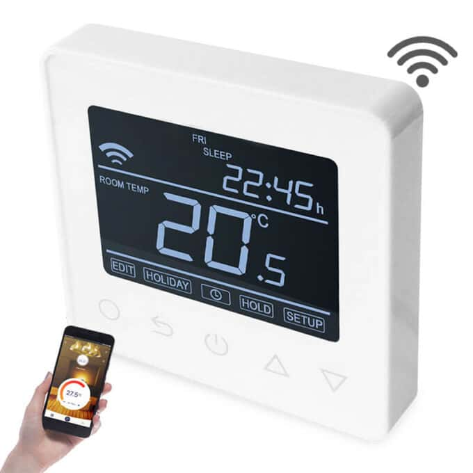 RW800i WiFi Thermostat