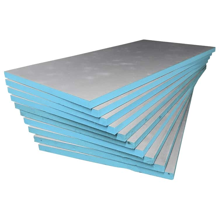 Tile Backer Board Insulation