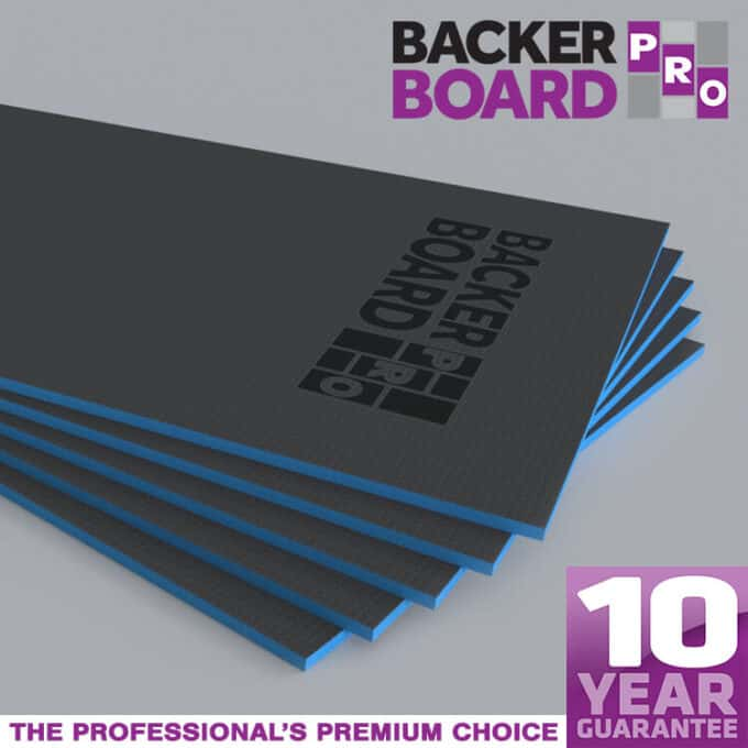 Backer Board PRO Tile Backer Board