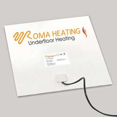 Roma Heating - Rectangular Mirror Demister