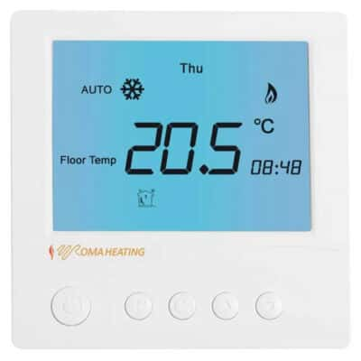 Roma Heating - D600 Digital Thermostat