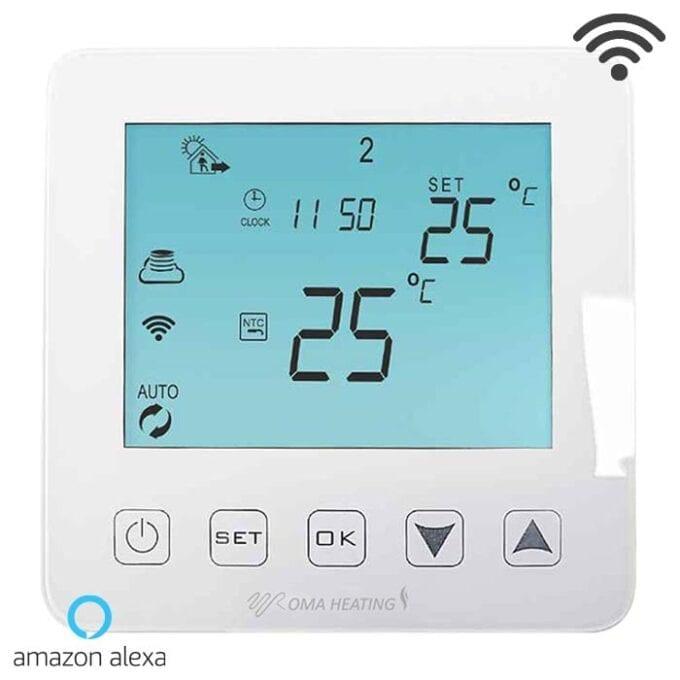 RWI5 WiFi Touch Screen Thermostat